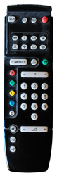 Image of an RC5 remote control
